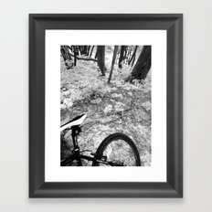 Leisure Framed Art Print