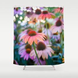 Growing Freely Shower Curtain