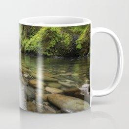 Eagle Crek and Punchbowl Falls Coffee Mug