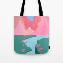 Girls' Oasis Tote Bag