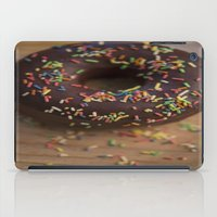 donut iPad Cases featuring Donut by LaiaDivolsPhotography