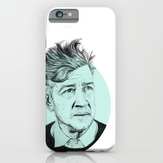 David Lynch iPhone & iPod Case