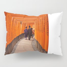 Kyoto, Pray, Love Pillow Sham