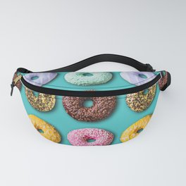 Donuts Fanny Pack