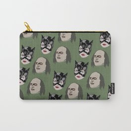 Catwoman and Penguin Carry-All Pouch