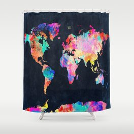 Atlas Shower Curtains