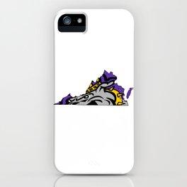 jmu dukes va iPhone Case