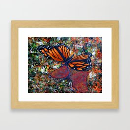 Butterfly-7 Framed Art Print