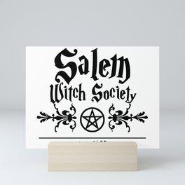 Salem Witch Society Mini Art Print