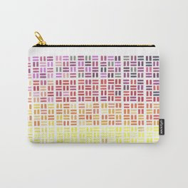 Pencil Mosaic #1 Carry-All Pouch