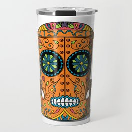 Craneo Mecanica Travel Mug