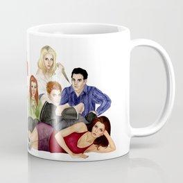 The Hellmouth Club Coffee Mug