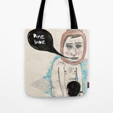 Call me indie Tote Bag
