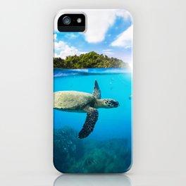 Tropical Paradise iPhone Case