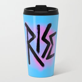 #RISE Travel Mug