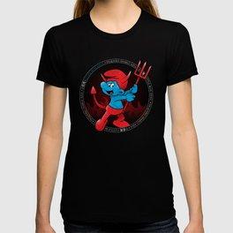 The Little Blue Devil T-shirt