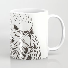 Gyrfalcon (Falcon) Coffee Mug