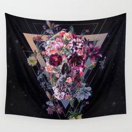 New Skull Wall Tapestry