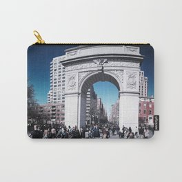 Washington Square Hustle. Carry-All Pouch