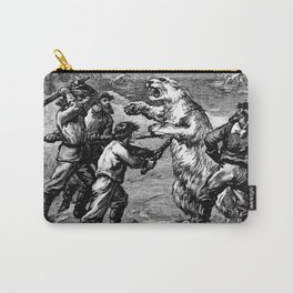 Battle with Animals Carry-All Pouch