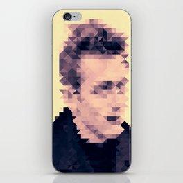 JAMES D iPhone Skin