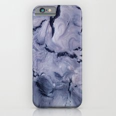 gray marble Slim Case iPhone 6