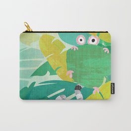 Wide-Eyed Oggle (Bewundering World of Bewilderbeests) Carry-All Pouch