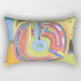 Alchemy 2 Rectangular Pillow