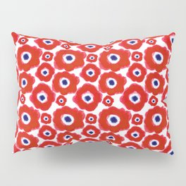 Hopeful Anemones Pillow Sham