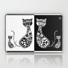 Cats Of Inversion - Digital Work Laptop & iPad Skin