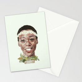 Poussey Stationery Cards
