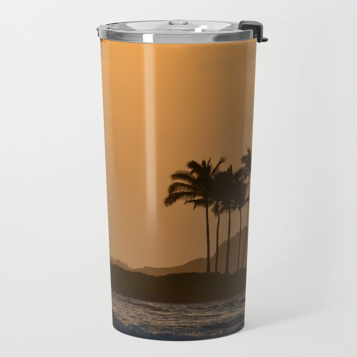Sunset in Kauai Travel Mug