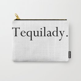 Tequilady Carry-All Pouch