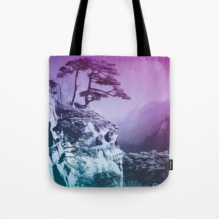 Silent Hill - Skull Tote Bag