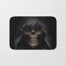 Face of Death Bath Mat