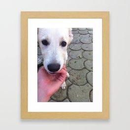 jordi Framed Art Print