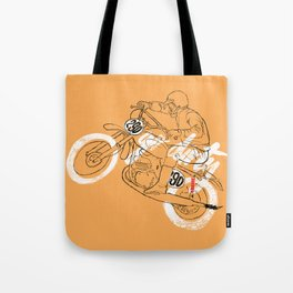 go dirty Tote Bag