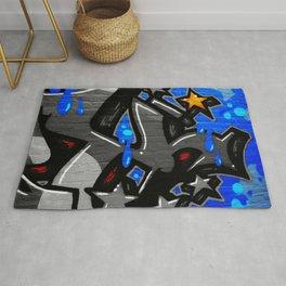 Graffiti 3 Rug