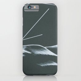 Hill in the Night iPhone Case