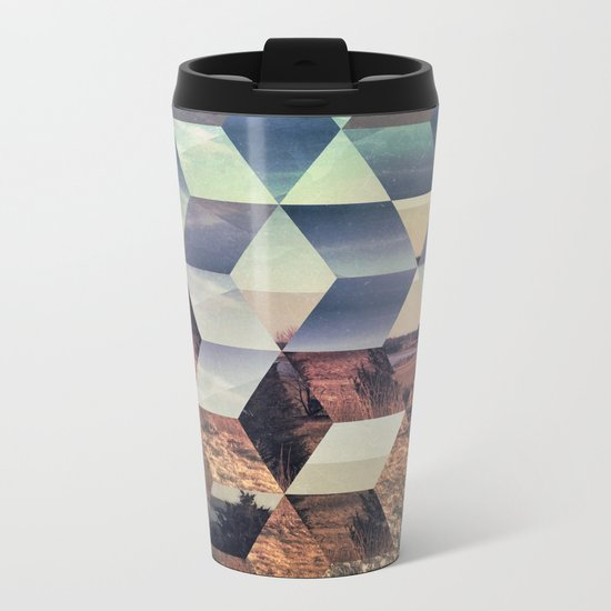 syylvya rrkk Metal Travel Mug