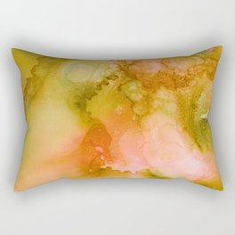 Floating in the Cosmos Rectangular Pillow