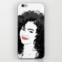 Zendaya Coleman iPhone Skin