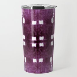 Shibori City Plum Wine Travel Mug