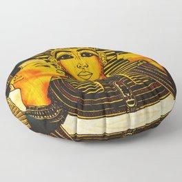 Egyptian Royalty Floor Pillow