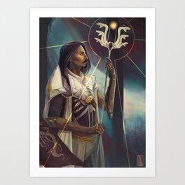 The Light Bringer Art Print