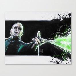 Lord Voldemort Canvas Print