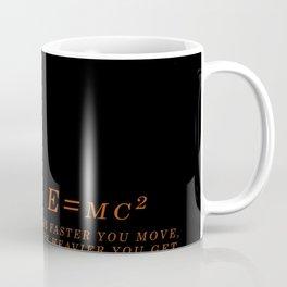 M=mc2 Coffee Mug