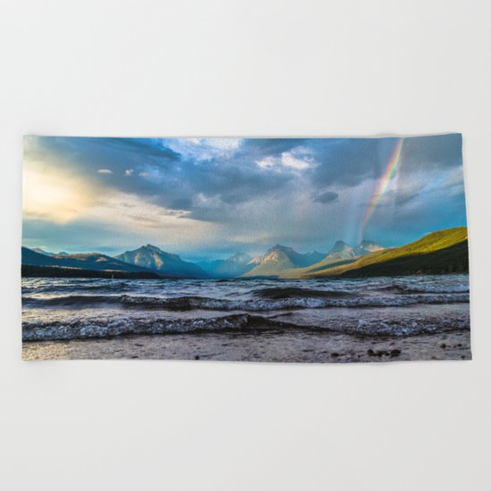 One Moment in Time Beach Towel