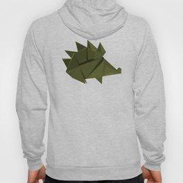 Origami Hedgehog Hoody