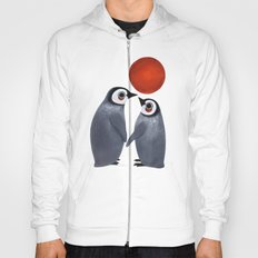 Penguin Love Hoody